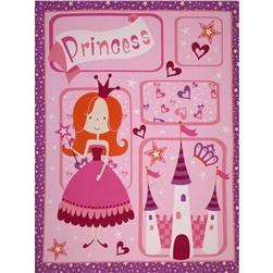 Little Princess Panel Pink