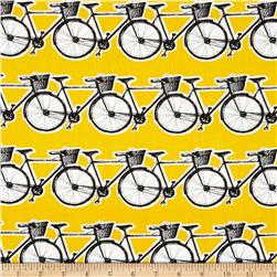 Contempo Our Town Bicycles Yellow