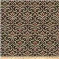 Trend 02703 Faux Silk Chocolate Cherry