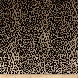Michael Miller African Leopard Fur Brown