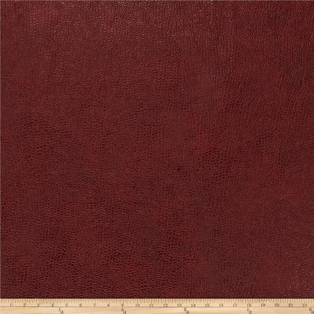 Trend 03343 Faux Leather Burgundy