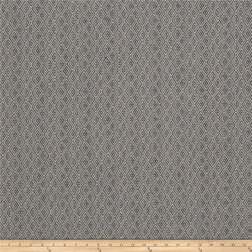 Vern Yip 03370 Jacquard Diamond Blue