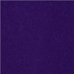 The Seasons Melton Wool Collection Deep Purple