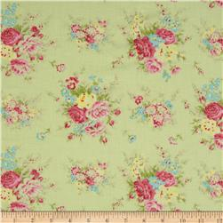Tanya Whelan Rosey Little Bouquet Green