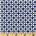 Baby Boutique Diamond Geo Navy/Pink