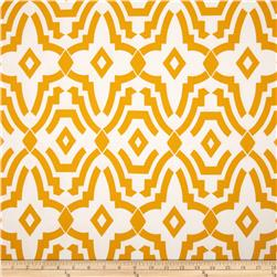 Premier Prints Indoor/Outdoor Chevelle Citrus Yellow
