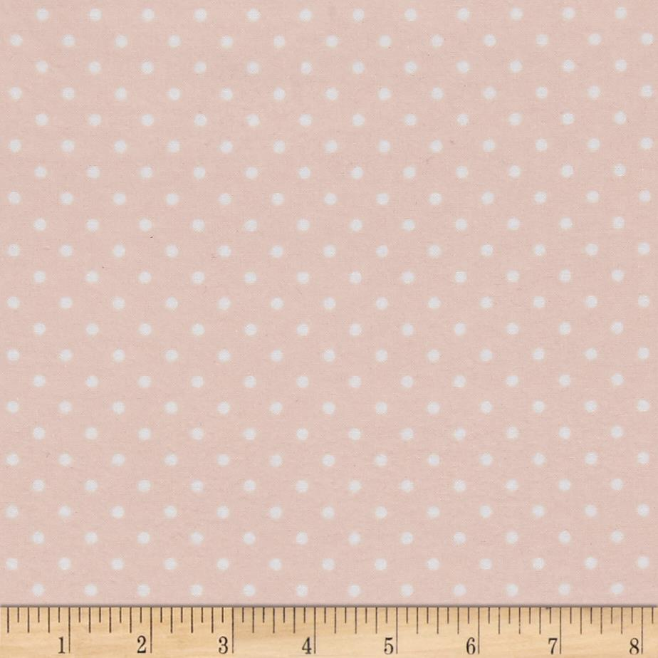 Timeless Treasures Flannel Dot Shell