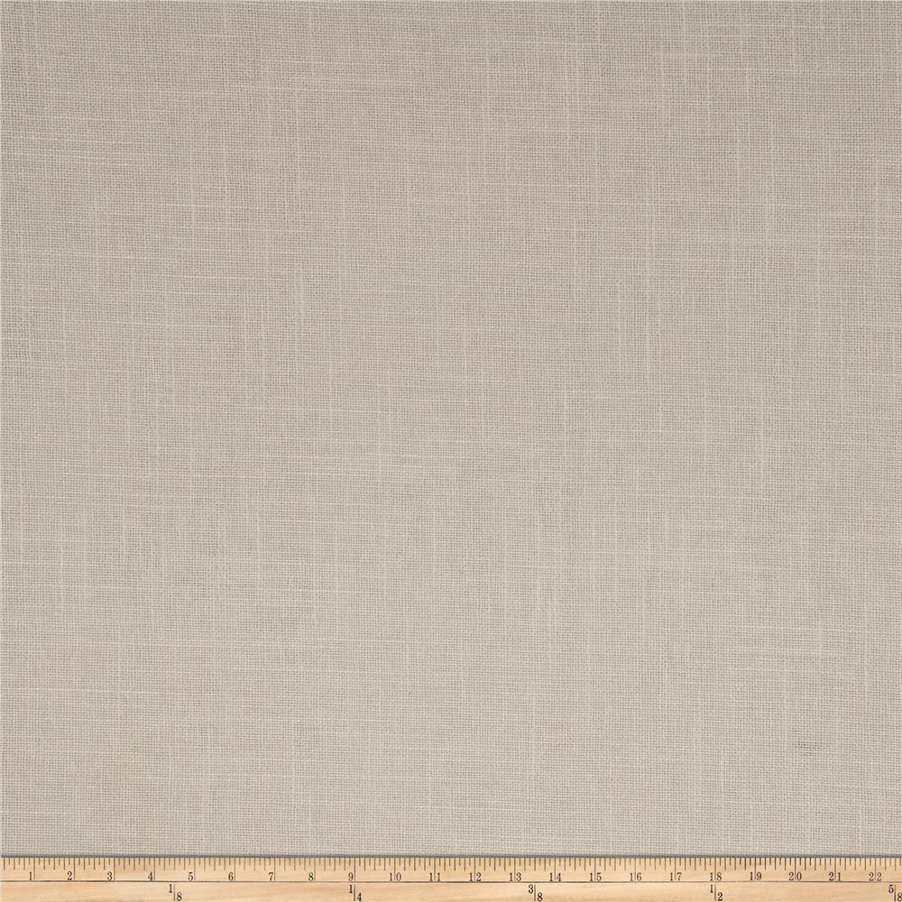 French General Cassis Basketweave Linen Linen