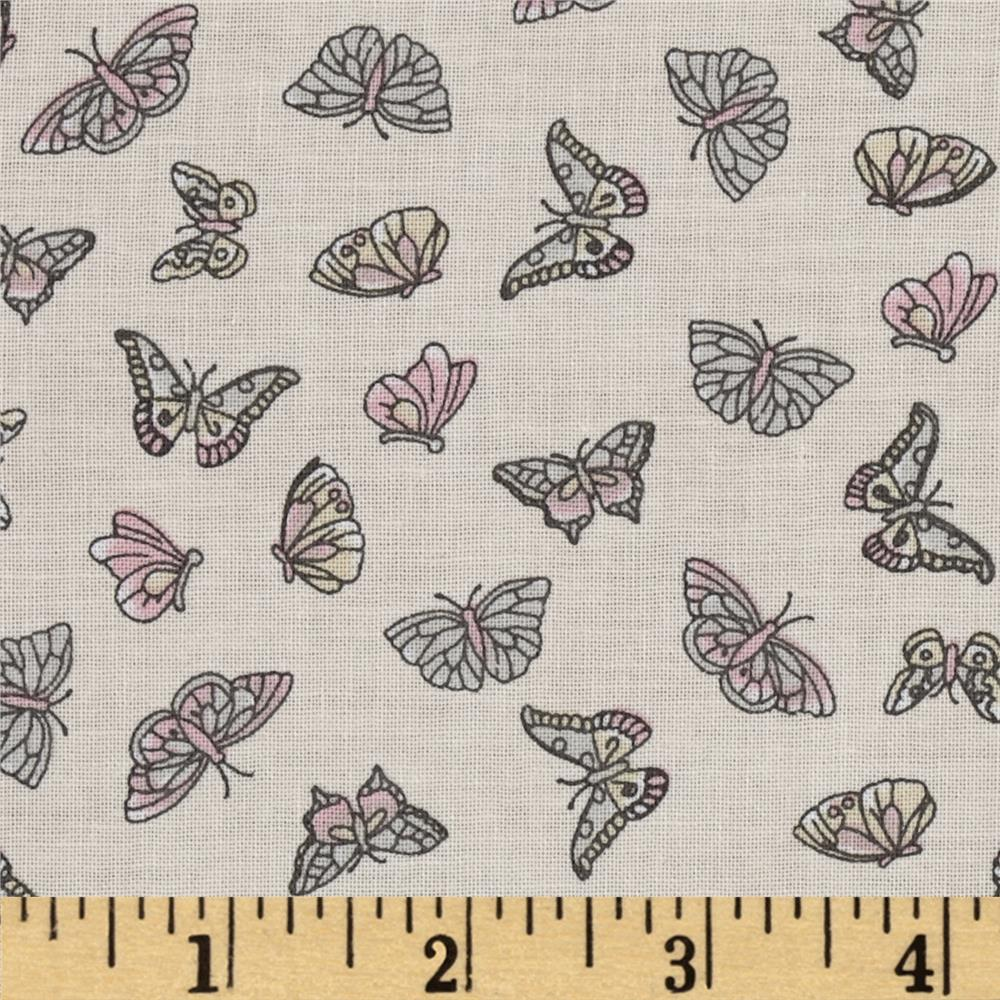 Dear Stella Butterflies Cream