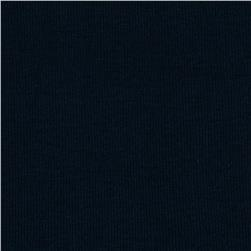 T-Knit Ribbing Navy