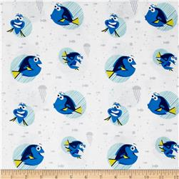 Disney Finding Dory Dory Faces White