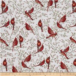 Good Tidings Cardinals Frost/Silver