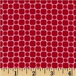 Anything Goes Basics Circle Square Red