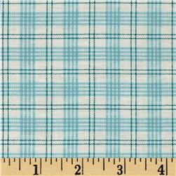 Rosewater Summer Plaid Pool