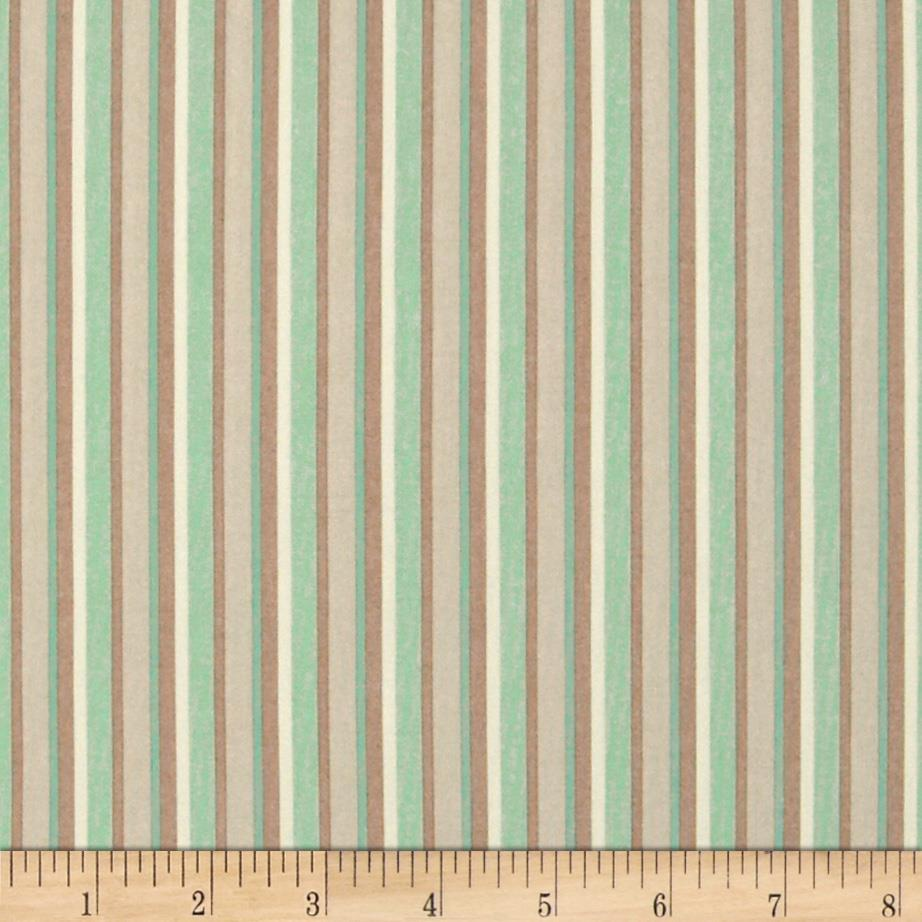 Outback Stripe Teal