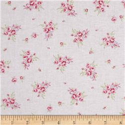 Treasures by Shabby Chic Ballet Rose Rosebud Pink