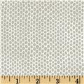 Shimmer Metallic Small Honeycomb Pearl