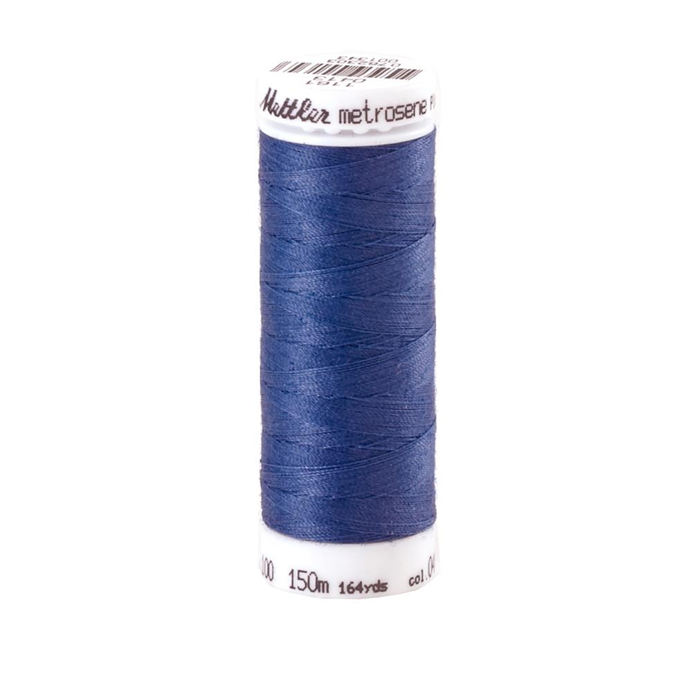 Mettler Metrosene Polyester All Purpose Thread Imperial Blue