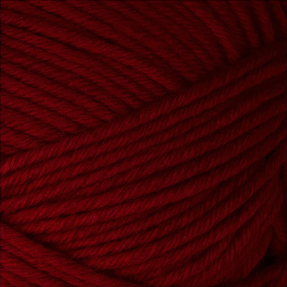 Martha Stewart Extra Soft Wool Blend Yarn (513) Holly  Berry
