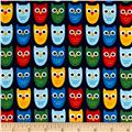 Kaufman Woodland Pals Owls Primary