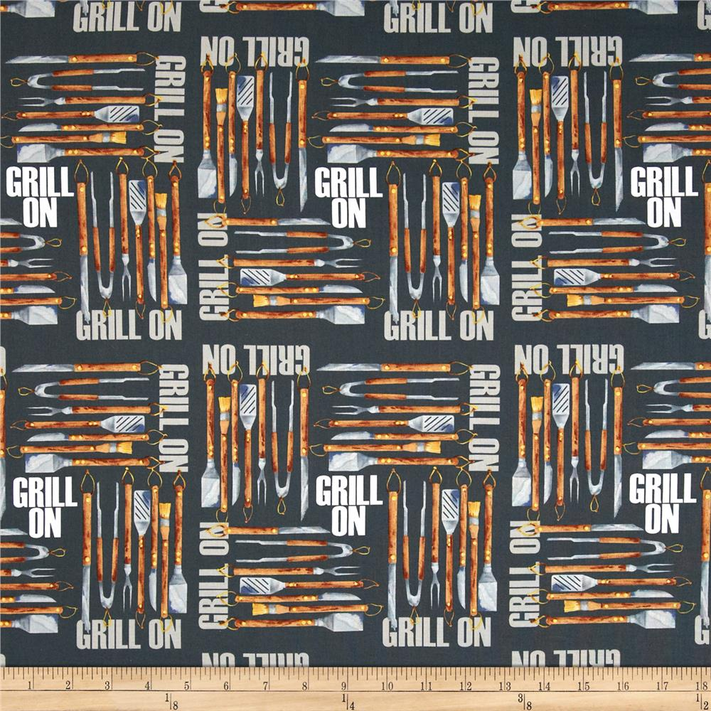 Grill On Tools Grey