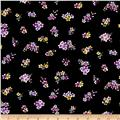 Irresistible Iris Flowerettes Black/Multi