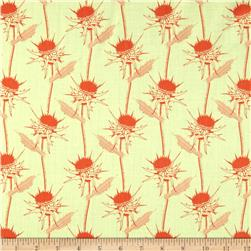 Anna Maria Horner Pretty Potent Voile Mary Thistle Tangerine