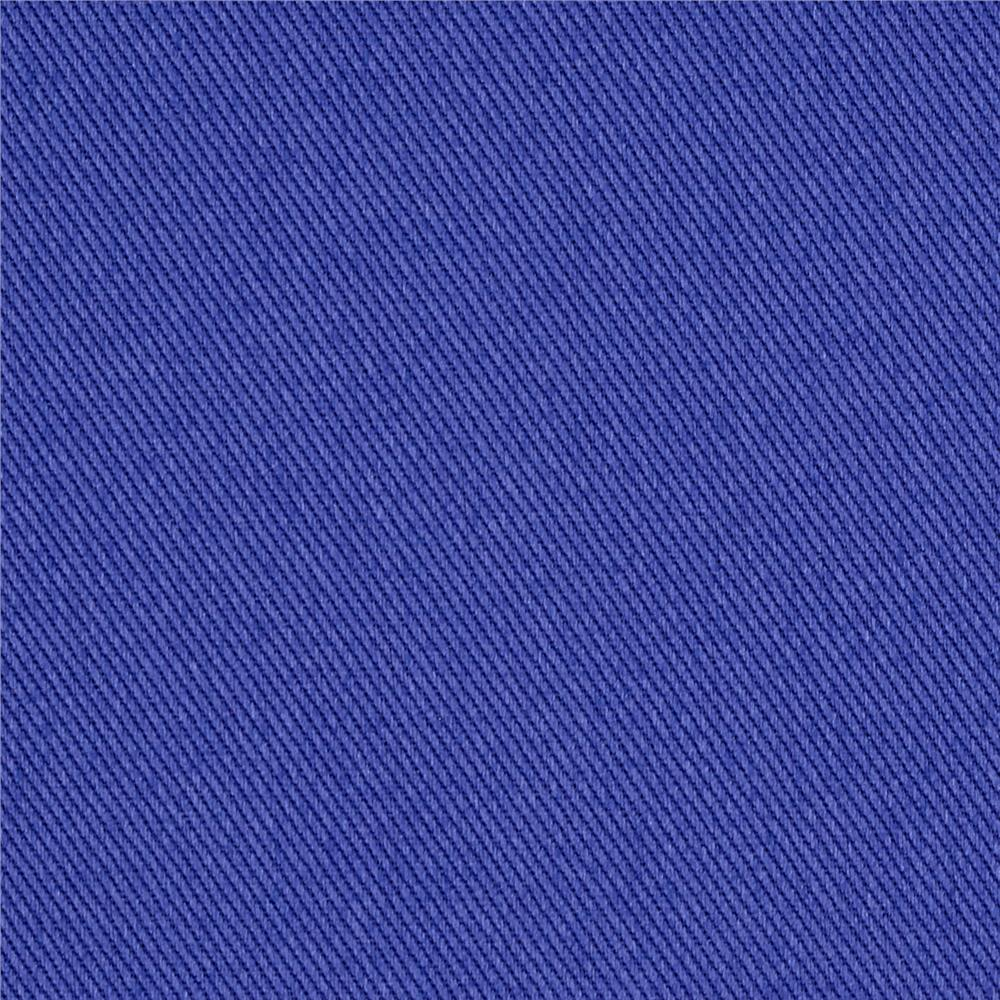 Kaufman Ventana Twill Solid Purple