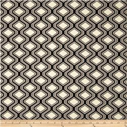 Riley Blake Home Décor Diamonds Black