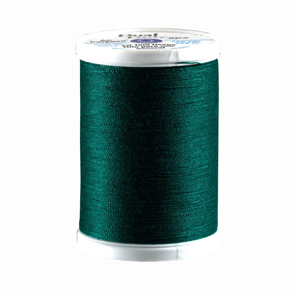 Coats & Clark Dual Duty XP 250yd Dark Jade