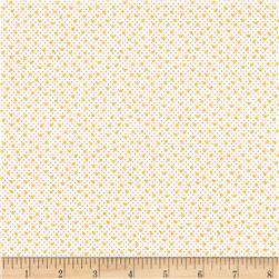 Riley Blake Arbor Blossom Dots Yellow