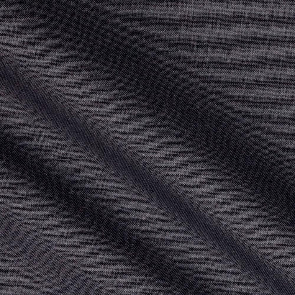 Penny Rose Linen and Lawn Linen Dark Gray