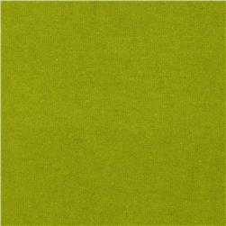 Cotton/Lycra Stretch Jersey Fern Green