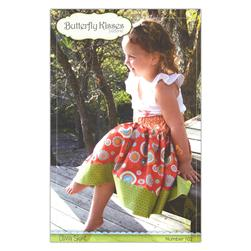 Butterfly Kisses Olivia Skirt Pattern Booklet