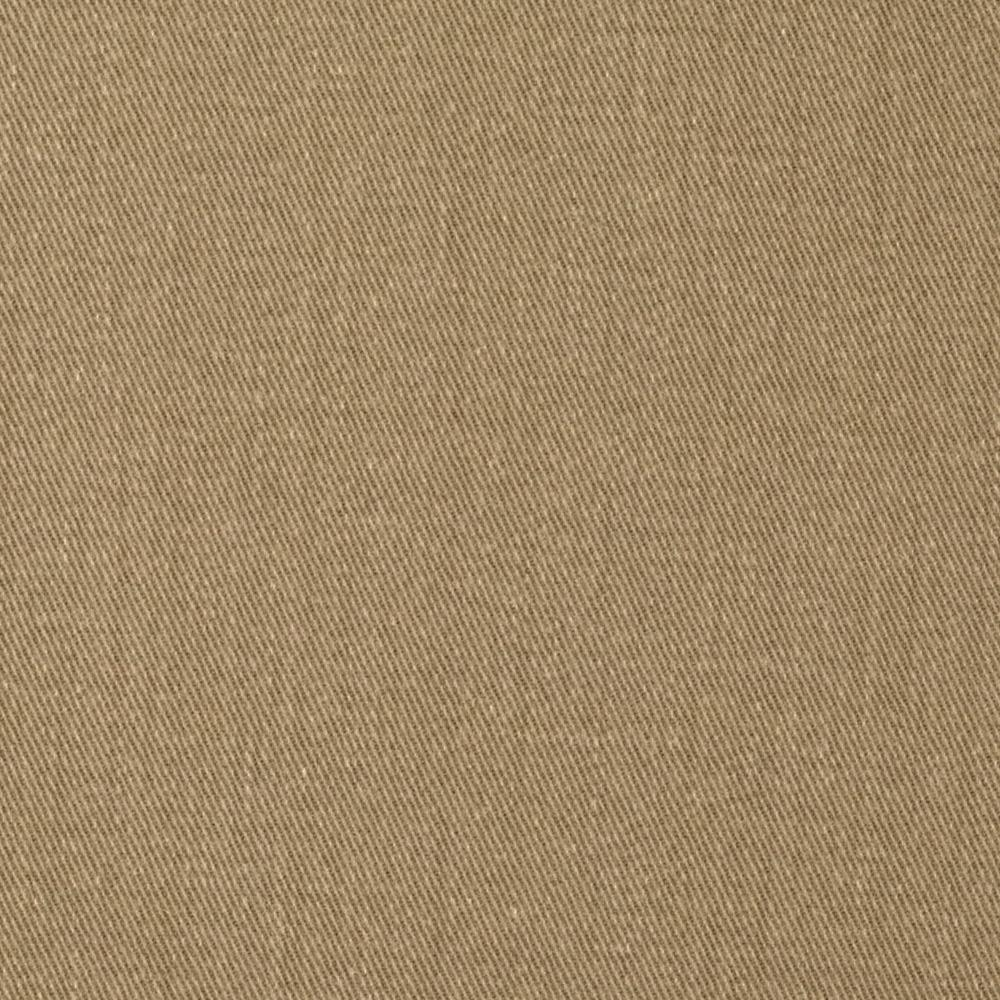 Sanded Brushed Twill Earth Discount Designer Fabric