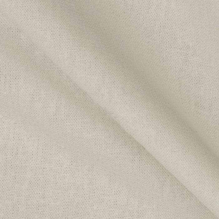 Kaufman Essex Wide Linen Blend White Fabric By The Yard