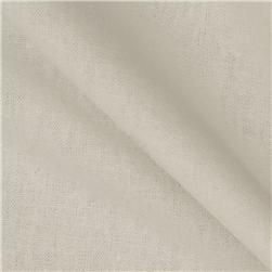 Kaufman Essex Wide Linen Blend White