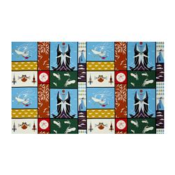 Birch Organic Charley Harper Maritime Patch Multi