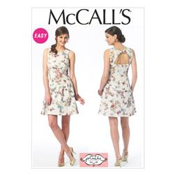 McCall's Misses' Dresses Pattern M6924 Size AX5