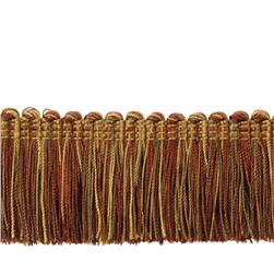 "Trend 2"" 02495 Brush Fringe Spice"