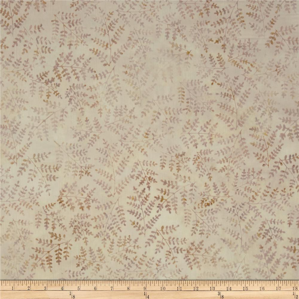 Artisan Batiks Color Source Pastel Vines Beige