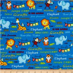 Jungle Camp Jungle Animals & Words Royal