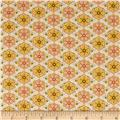 Ink & Arrow Willow Set Flowers Cream