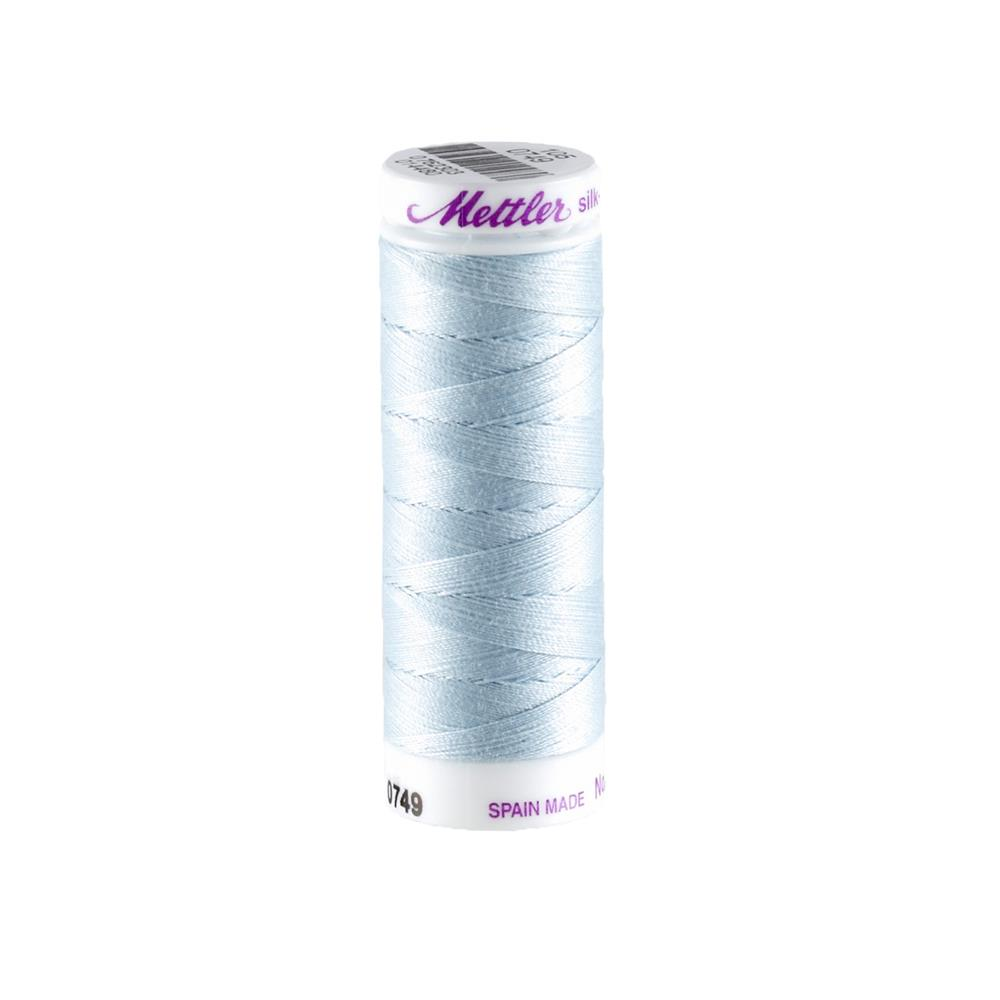 Mettler Cotton All Purpose Thread Silvery Grey