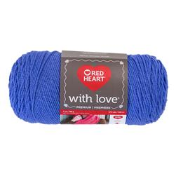 Red Heart With Love Iris Yarn