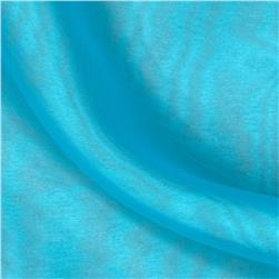 Angel Wings Organza Turquoise