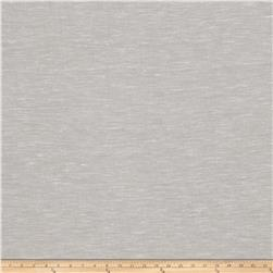 Fabricut Acreage Linen Blend Wide Sheer Silver