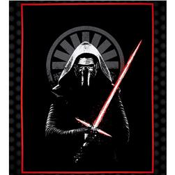 Star Wars The Force Awakens Kylo Ren 36 In. Panel Black