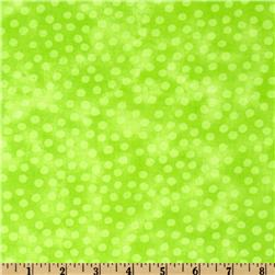 Moda Marble Dots (#3405-106) Lime Fabric