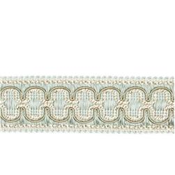 "Fabricut 2"" Beach House Trim Opal"